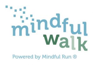 Mindful walk logo